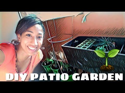 , title : 'DIY: Elevated Home Patio Garden |DIY'