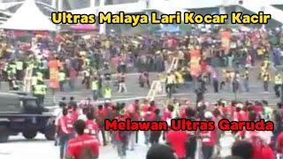 Video Ultras Malaya VS Ultras Garuda (Indonesia) MP3, 3GP, MP4, WEBM, AVI, FLV September 2018
