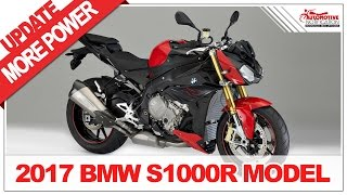 5. WOW!! 2017 BMW S1000R Price Specification Review