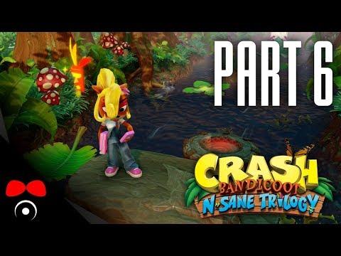 KRAPET RAGEQUIT! | Crash Bandicoot N. Sane Trilogy #6