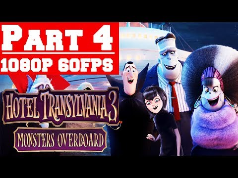 Hotel Transylvania 3 Monsters Overboard - Gameplay Walkthrough Part 4 - No Commentary (PC)