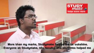 Student Speak – Suporno Chaudhary