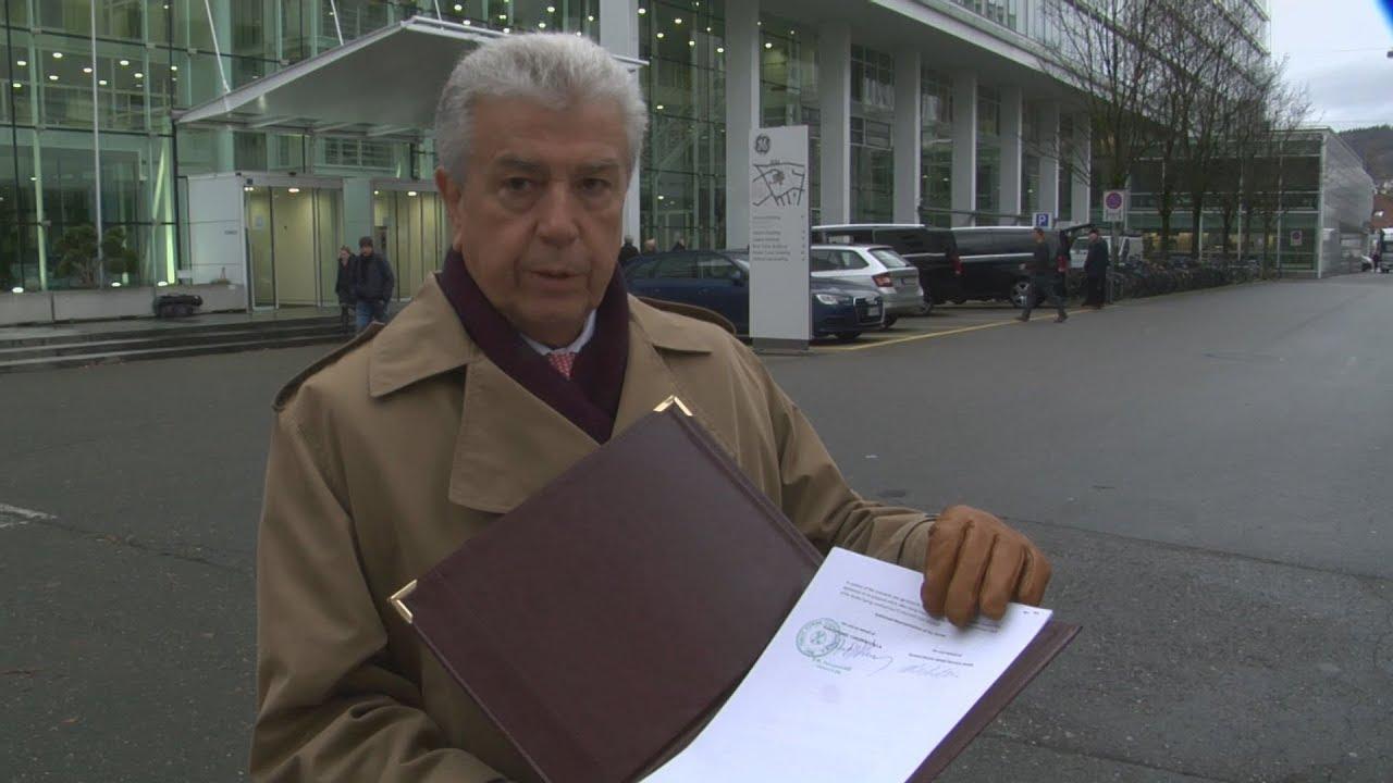Μνημόνιο συνεργασίας με την General Electric υπέγραψε η ΔΕΗ στην Ζυρίχη