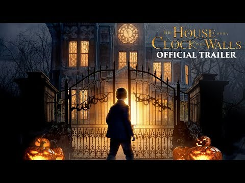 The First Trailer for The House with a Clock in Its