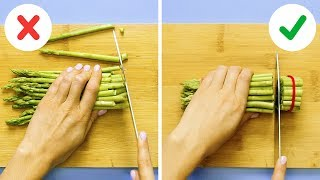 Video 23 KITCHEN TRICKS THAT WILL CHANGE YOUR LIFE FOREVER MP3, 3GP, MP4, WEBM, AVI, FLV April 2019