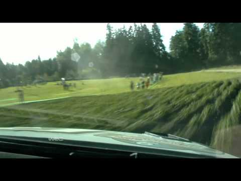 WRC 2014 - Lotos Rally Poland Day 2 Part 1