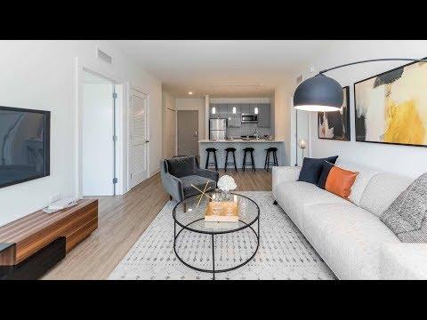 A West Loop 2-bedroom, 2-bath at the just-opened The Van Buren