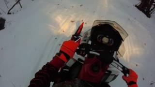 7. 100 mph skidoo renagade