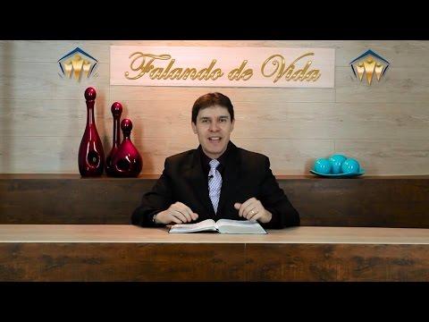 Programa Falando de Vida  - Bispo Emerson Viana