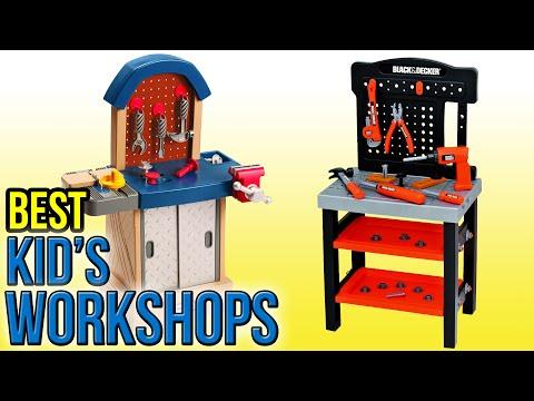 8 Best Kid's Workshops 2016