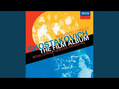 "Shostakovich: ""Sophia Perovskaya"", Op.132 - music from the film - Waltz"