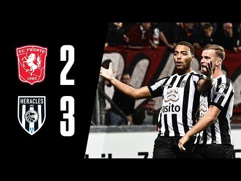 FC Twente Enschede 2-3 Heracles Almelo