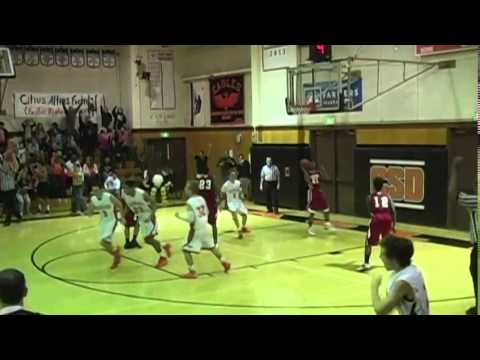 NCS Boys Basketball Championship Game