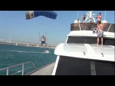 It's a Yacht  Landing