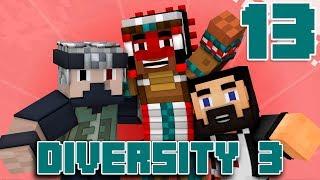 Team Canada Plays DIVERSITY 3 - EP13 (Custom Minecraft Map)