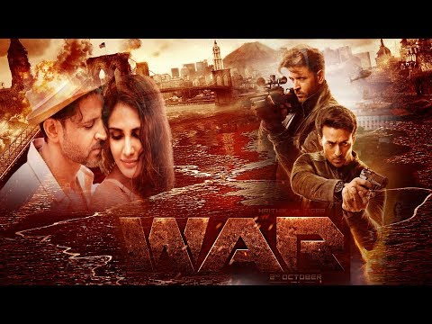 War Trailer | Hrithik Roshan | Tiger Shroff | Vaani Kapoor | 4K UHD | New Movie Trailer 2019