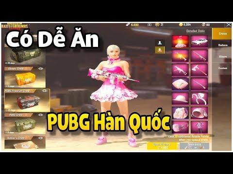 PUBG Mobile | Mở Hòm Bên PUBG Hàn Quốc Có Thực Sự Ngon - Thời lượng: 13:27.