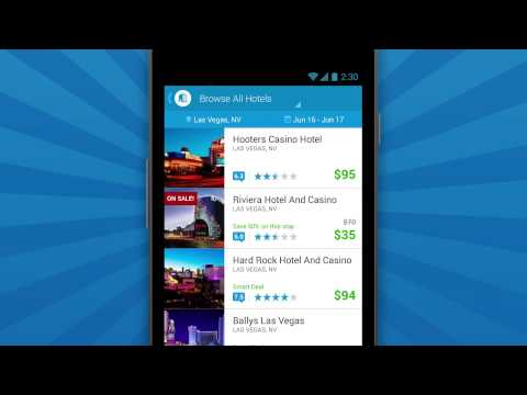 Video of Priceline Hotels & Travel