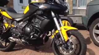 6. Kawasaki Versys part 2 2012 650 mk2 chat review mark savage