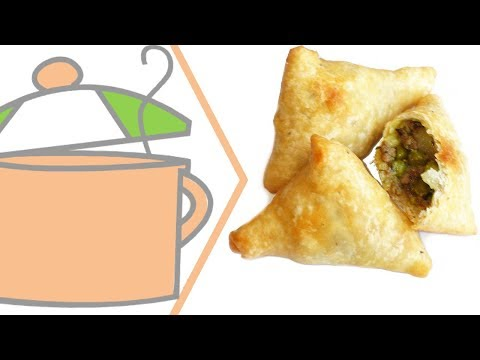 Nigerian Small Chops 4: Samosa (from India) | Flo Chinyere