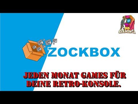 PP Gaming Video zu Zockbox