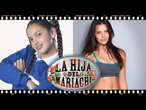 Video La hija del Mariachi  // Los actores Antes y Después download in MP3, 3GP, MP4, WEBM, AVI, FLV January 2017