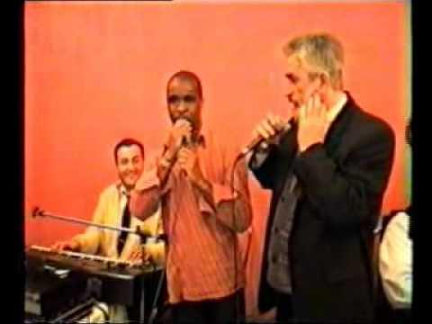ზესტაფონოს მღერის ზანგი. (ვიდეო)