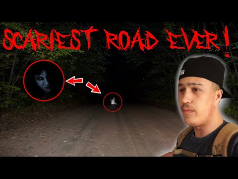 HAUNTED BUCK HILL ROAD (MOST HAUNTED ROAD IN CANADA) | OmarMendz