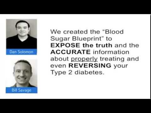 Blood Sugar Blueprint – How To Reversing Type 2 Diabetes!