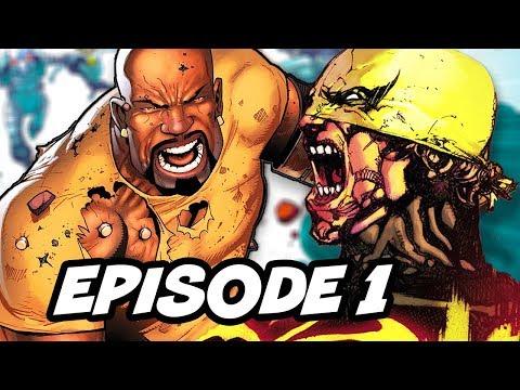 Luke Cage Episode 1 - 3 Marvel Easter Eggs