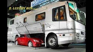 10 Luxurious Transportation! World Best Luxurious Transportation! Top 10 Unbelievable Transportation