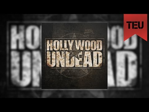 Hollywood Undead - Dead In Ditches [Lyrics Video]