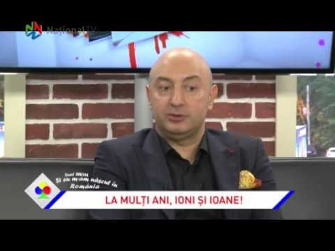 Si eu m-am nascut in Romania - 07 ian 2017
