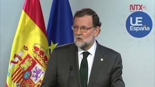 Cataluña vive situación 'disparatada' y debe 'volver a legalidad'