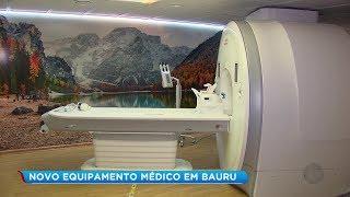 Centro de Diagnóstico de Bauru recebe equipamento ultramoderno de ressonância
