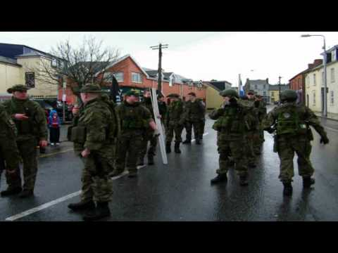 Whiskey Delta @ St Patricks Day Parade Waterford