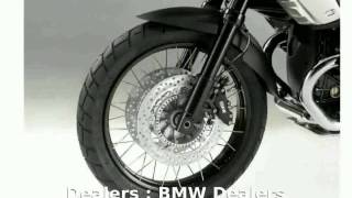 8. 2012 BMW R 1200 GS Adventure Triple Black -  Engine motorbike