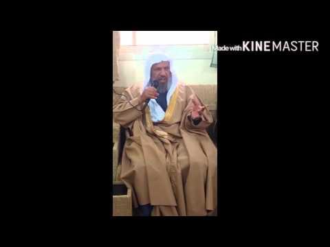محاضرة أ.د/عبدالله الطيار عضو الإفتاء بمنطقة القصيم في مجلس /سالم خميس الثويني بجبة