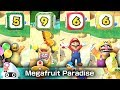 Super Mario Party Megafruit Paradise 20 Turns #3