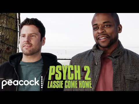 Psych 2: Lassie Come Home (Official Trailer) July 15th   Psych