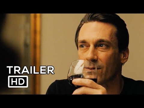 AARDVARK Official Trailer (2018) Jon Hamm, Jenny Slate Drama Movie HD