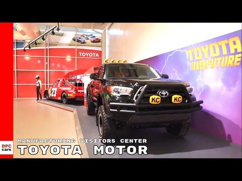 Toyota Motor Manufacturing Visitors Center