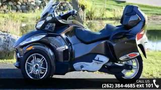 11. 2012 Can-Am Spyder Roadster RT-Limited  - Action Power Sp...