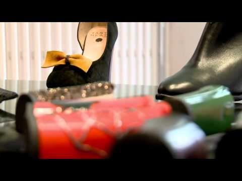 multiple heels and shoes -