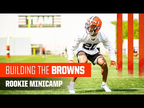 Building The Browns 2021: Rookie Minicamp (Ep. 4)
