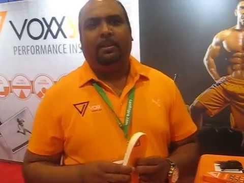Voxx Insoles @ CANFITPRO Toronto 2014