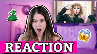 Video Taylor Swift - Look What You Made Me Do (Official Video) REACTION download in MP3, 3GP, MP4, WEBM, AVI, FLV January 2017