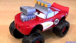 Video Monster Truck Gear Up n Go Lightning McQueen CARS 2 MP3, 3GP, MP4, WEBM, AVI, FLV Desember 2018