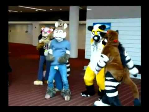 Furry Convention Video!