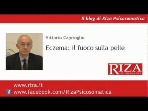 dott. caprioglio: eczema lettura psicosomatica - il fuoco sulla pelle